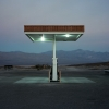 Gas Pump. Death Valley