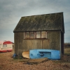 Blue Canoe. Dungeness