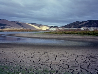 Owens Lake. Virtual Water