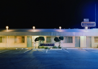 The Space Station Motel.