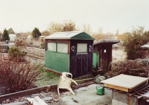 The Green Shed